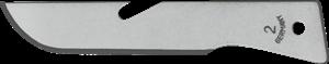 Лезвия для скальпеля Ор №2 - фото 4710