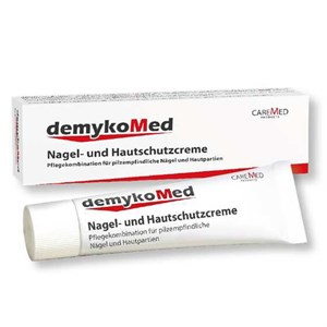 Защитный крем Nagel- und Hautschutzcreme 20 мл - фото 4776