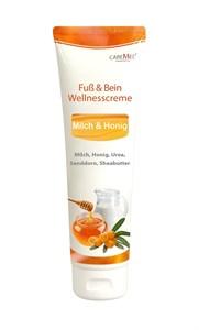 CareMed Wellness Fusscreme, Крем для ног и тела 50 мл