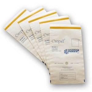"""Пакеты бумажные самоклеящиеся """"СтериТ"""" - фото 6495"""
