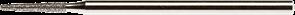 Фиссурная фреза макс. 100 000 об/мин
