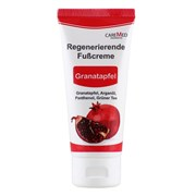 CareMed Regenerierende Fusscreme Granatapfel