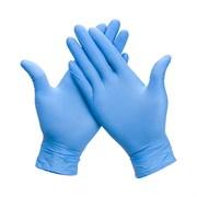Перчатки нитриловые Wally Plastic, 100 шт. (50 пар)